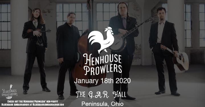 Henhouse prowlers header