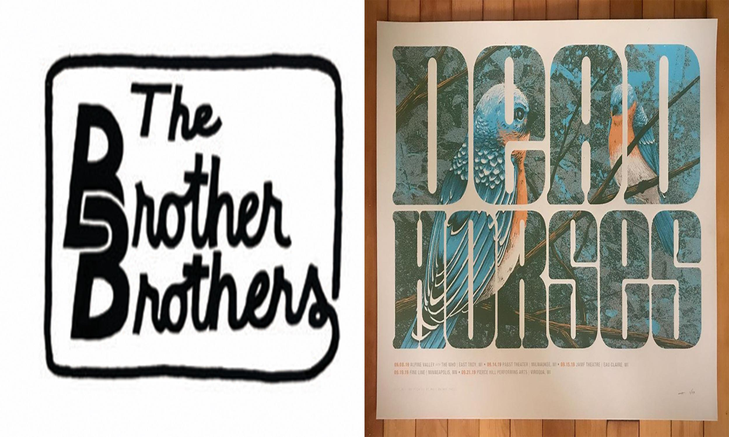 Brother Brothers & Dead Horses